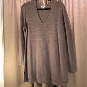 Mauve/Purple Oversized Sweater